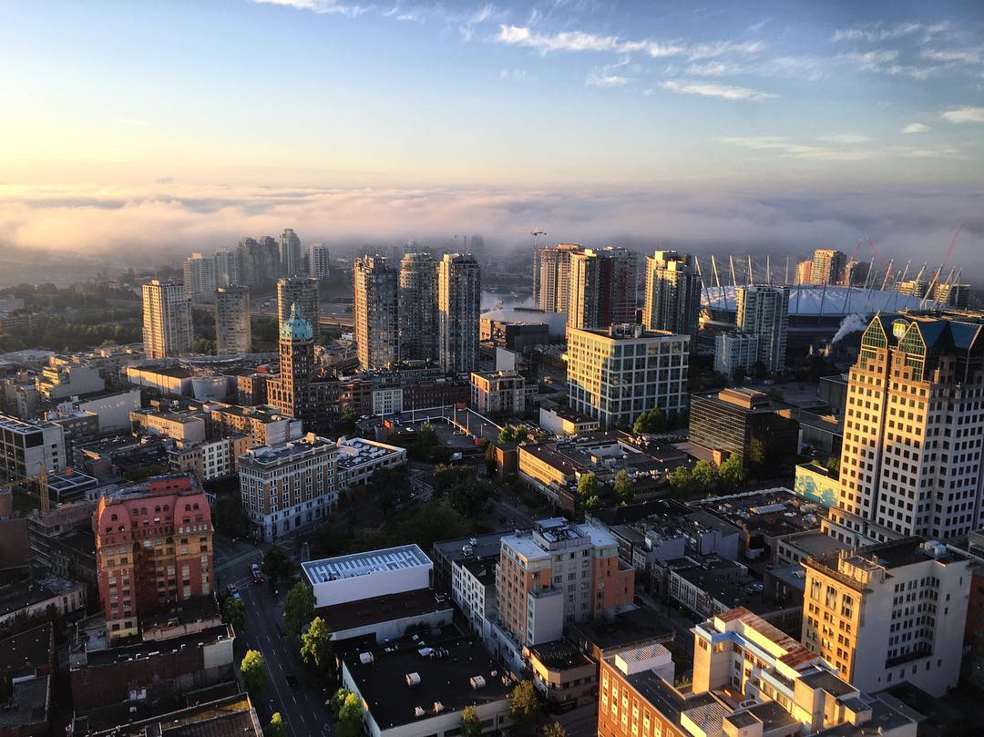 Photos Of Vancouver Lookout